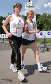 verseny gyaloglás magas vérnyomás miatt