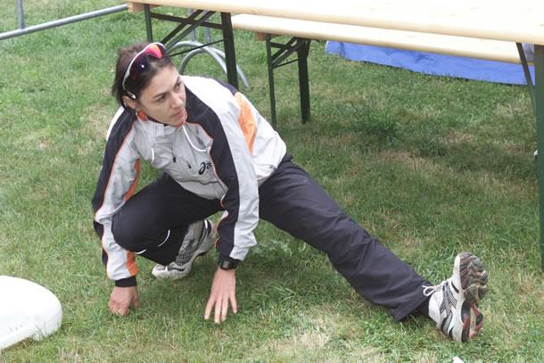 A maratoni futónő a hétvégén megrendezett Pécs - Harkány országúti  futóversenyen indult 2155e1e3c2