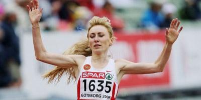 23382efd94d4 Az orosz kétszeres világbajnoknő Tatyana Tomashova visszatért a pályára és  ismét országos bajnoki címet szerzett 1500 méteren.
