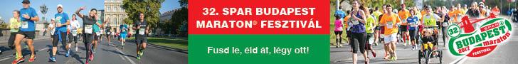 32. SPAR Budapest Maraton Fesztivál